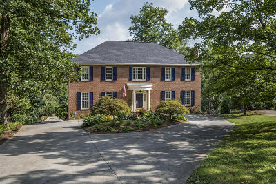 Single Family Home Sold: 801 Woodland Court