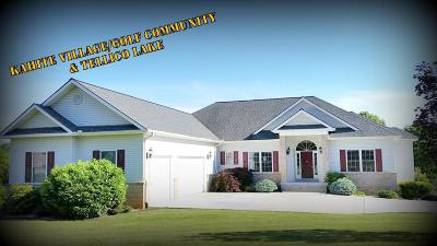 Kahite, Kahite Of Tellico Village, Kahite Tellico Village, Kahitie, Kathite, Tellico Village Single Family Home For Sale: 125 Eladi Tr