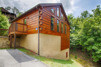 Pigeon Forge Single Family Home For Sale: 318 Silver Stone Way