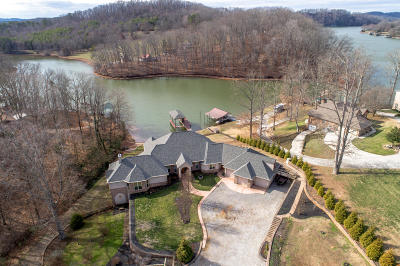 Friendsville Single Family Home For Sale: 627 Watershaw Drive