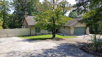 Meigs County, Rhea County, Roane County Single Family Home For Sale: 123 Cross Winds Rd