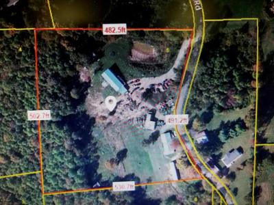 Claiborne County Single Family Home For Sale: 166 England Rd