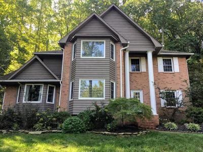 Knoxville Single Family Home For Sale: 11104 Oak Hollow Rd