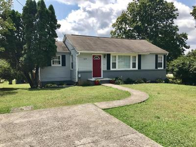 Morristown Single Family Home For Sale: 1119 Watercrest St