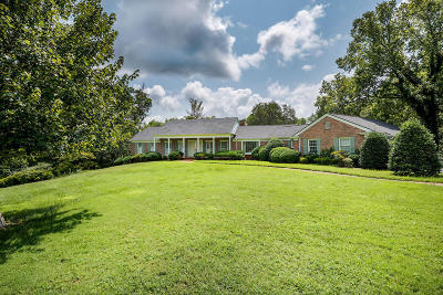 Loudon County, Knox County, Blount County Single Family Home For Sale: 5224 Riverbriar Rd