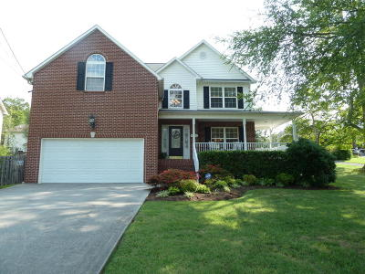 Powell Single Family Home For Sale: 7924 Sharp Rd