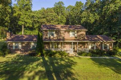 Single Family Home For Sale: 2287 Jackson Rd