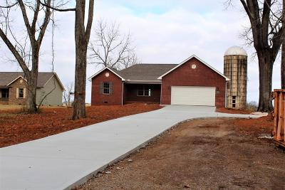 Greenback Single Family Home For Sale: 5142 Gregory Rd