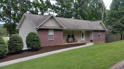 Seymour Single Family Home For Sale: 839 Trinity View Circle