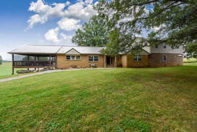 Maryville Single Family Home For Sale: 3508 E Lamar Alexander Pkwy