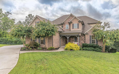Knoxville Single Family Home For Sale: 12803 Eaglepath Lane