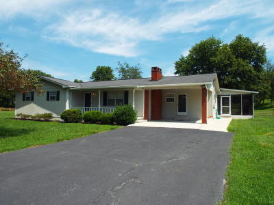 Lafollette Single Family Home For Sale: 221 Skyview Lane