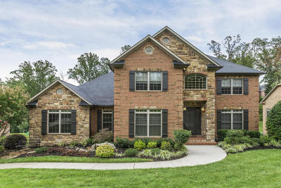 Knoxville Single Family Home For Sale: 740 Fox Dale Lane