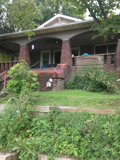 Knoxville Single Family Home For Sale: 1351 Baker Ave