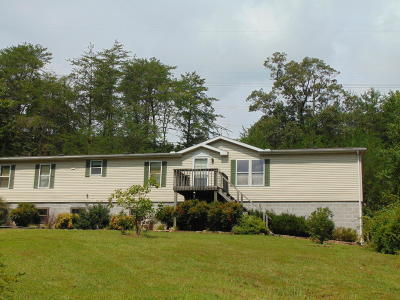 Single Family Home For Sale: 632 Buck Creek Rd