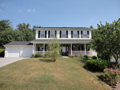 Powell Single Family Home For Sale: 356 Fox Hunters Court