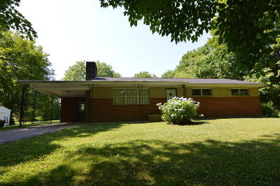 Single Family Home For Sale: 810 Webster Rd