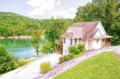 Lafollette Single Family Home For Sale: 209 Lake Springs Drive