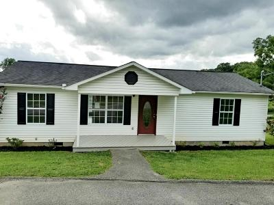 Lafollette Single Family Home For Sale: 2005 Loop Road Rd