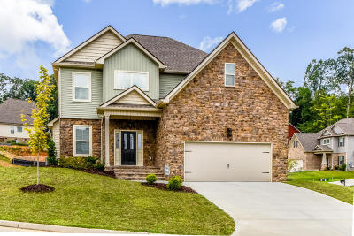 Knoxville Single Family Home For Sale: 8001 Beaver Hill Lane