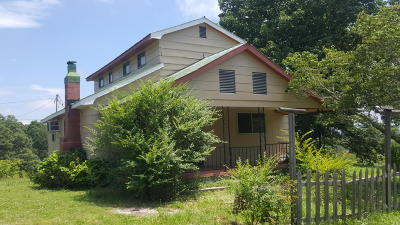Lafollette Single Family Home For Sale: 155 Country Way Way