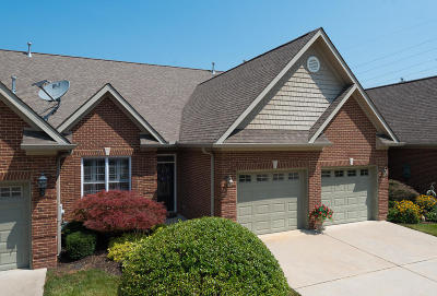 Lenoir City Condo/Townhouse For Sale: 261 Waterford Circle