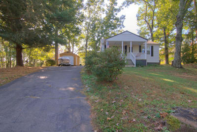 Loudon Single Family Home For Sale: 5923 Grimes Rd
