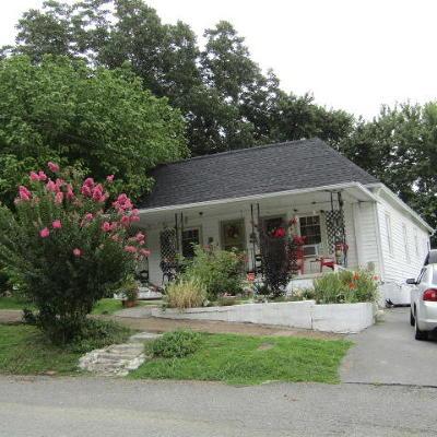 Lafollette Single Family Home For Sale: 506 E Prospect St