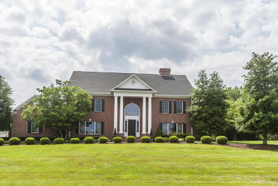Knoxville Single Family Home For Sale: 2524 Stone Creek Drive