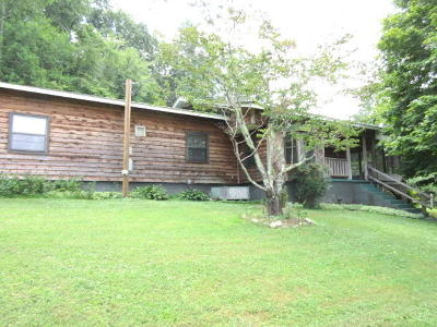 Single Family Home For Sale: 1655 Dry Fork Valley Rd