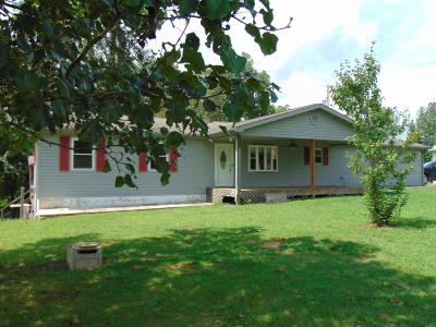 Single Family Home For Sale: 338 New Midway Rd