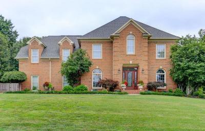 Knoxville Single Family Home For Sale: 11431 Glen Iris Lane