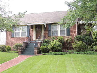 Knoxville TN Single Family Home Pending - Continue To Show - I: $153,000