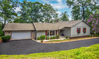 Dandridge, Sevierville Single Family Home For Sale: 1145 Country Club Rd
