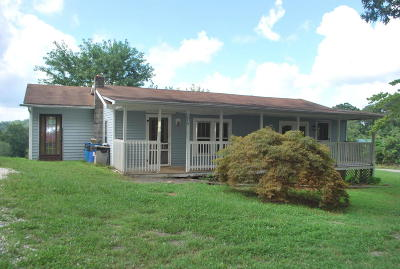 Knoxville Single Family Home For Sale: 3314 Weaver Cemetery Rd