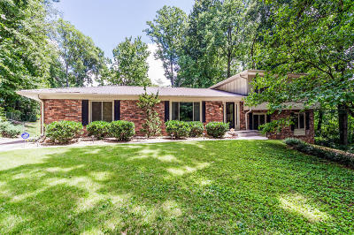 Knoxville Single Family Home For Sale: 508 Gila Tr