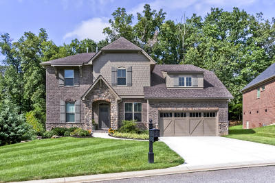 Knoxville Single Family Home For Sale: 12459 Cotton Blossom Lane
