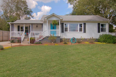 Knoxville Single Family Home For Sale: 1503 NE Charles Drive