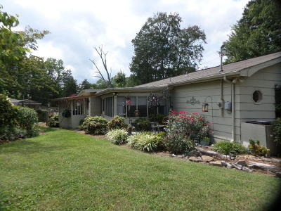 Oak Ridge Single Family Home For Sale: 105 Dayton Rd