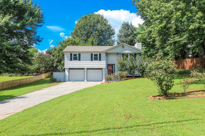 Knoxville Single Family Home For Sale: 1705 Sedgewick Drive