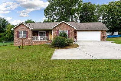 Maryville Single Family Home For Sale: 2209 Tuckaleechee Pike