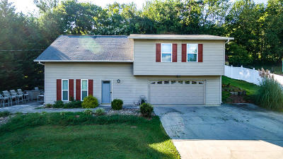 Knoxville TN Single Family Home For Sale: $185,000