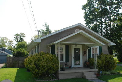 Middlesboro TN Single Family Home For Sale: $77,000