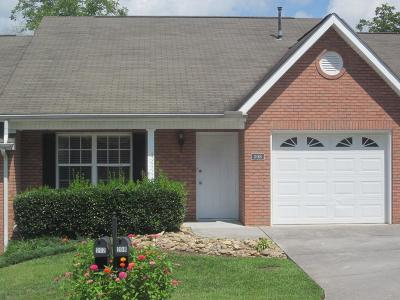 Knoxville TN Single Family Home For Sale: $139,900