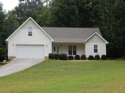 Maryville Single Family Home For Sale: 1634 Old Middlesettlements Rd