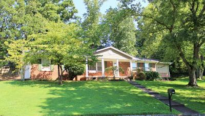 Knoxville Single Family Home For Sale: 8200 W Day Circle