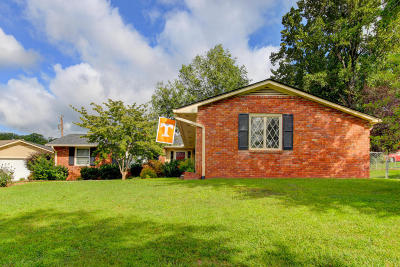 Knoxville Single Family Home For Sale: 7113 Deane Hill Drive