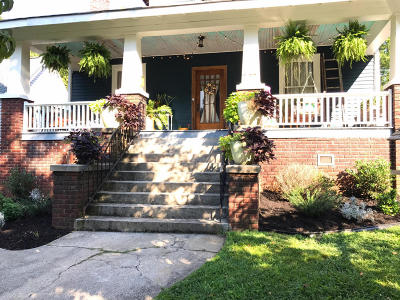 Knoxville Single Family Home For Sale: 207 E Oklahoma Ave