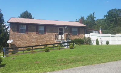 Morristown Single Family Home For Sale: 620 Sequoyah Drive