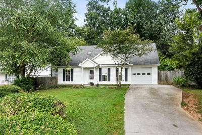 Knoxville Single Family Home For Sale: 1633 Banyan Way